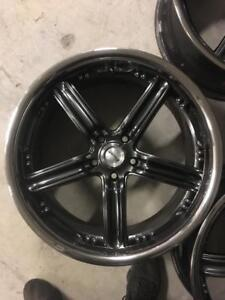 Mags 20 pouces FAST   5x114.3      265/45/20