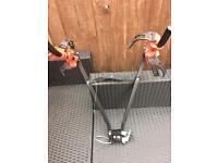 Universal 3 bike Towball Mount