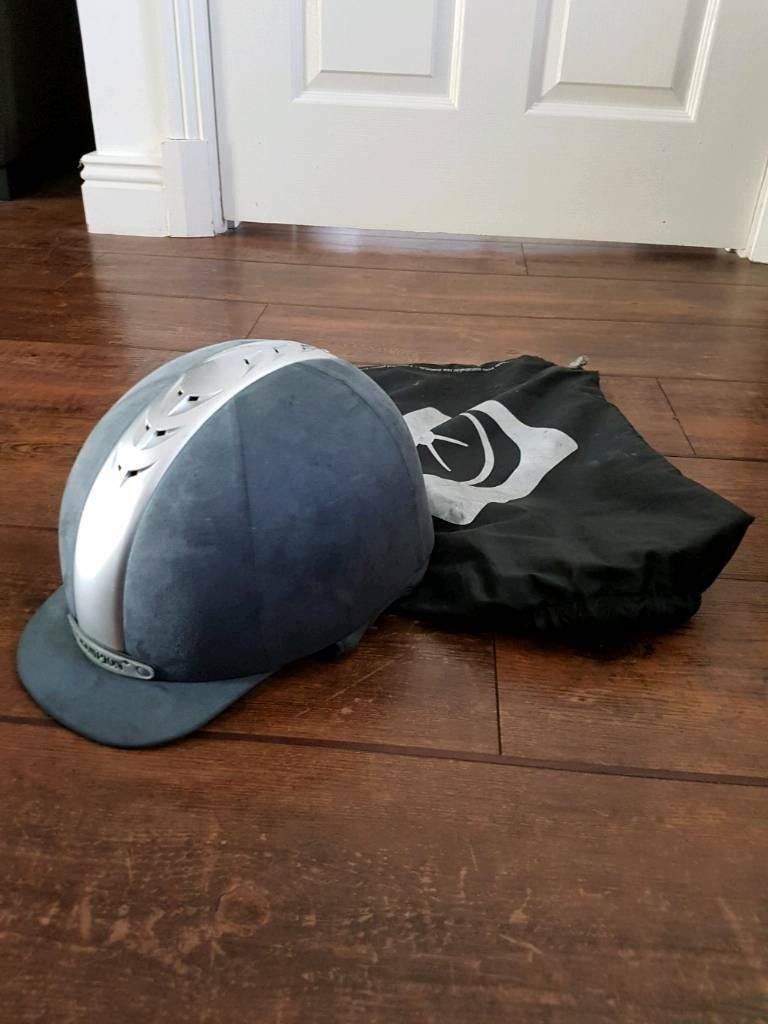 Champion ventair equestrian horse riding helmet