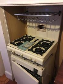 New World Seventy Five - Vintage Gas Cooker