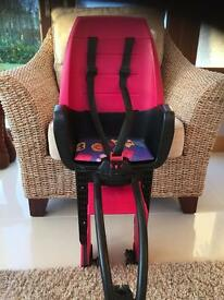 Hamac child bike seat