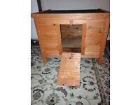 Rabbit/Guinea Pig/Small Animal Hideaway Box