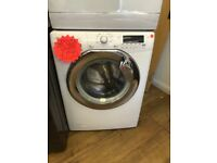 HOOVER 9KG DIGITAL SCREEN WASHING MACHINE