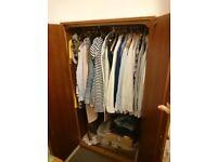 Wardrobe in good condition