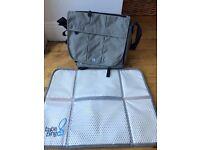 Baby baba bing changing bag. £15