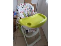 Mamma and Pappas High Chair