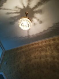 X3 Chandelier light shades