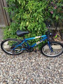 Apollo Boys Bike