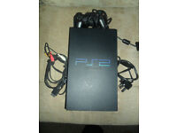 Playstation 2 (PS2) console, controller and 50 games *CHEAP* *Mint condition*