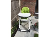 Mamas and Papas Siesta Highchair
