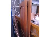 2 high quality doors kitchen and bed or living room