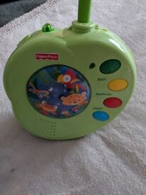 Baby mobile - fisher price