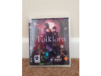 Folklore Playstation 3/PS3 game