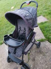 Pushchair obaby Micky Mouse