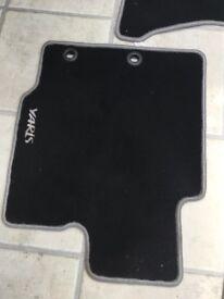 Toyota Yaris Hybrid floor mats