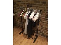 Simple clothes rail. Perfect condition. Free