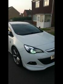 Vauxhall Astra Gtc Sri 2013