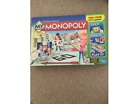 Monopoly - make your own game