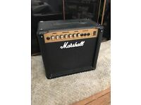 Marshall amp G15R CD - collection only