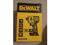 DeWalt 18v Impact Driver Brand New in box.