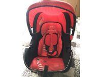 Newborn car seat