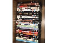 21 DVDs for sale B38