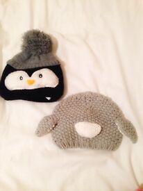 GAP baby hat bundle 0-6 months