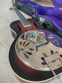 Gretsch G9022 Bobtail Round Neck Resonator (Fishman Nashville p/up)