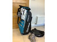 Taylormade waterproof stand bag new colours
