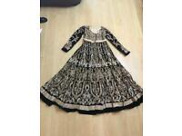 Indian party/wedding dress/anarkali