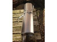 Exhaust Silencer - Peugeot 206