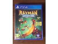 PS4 Rayman Legends game NEW