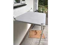 fold away changing table, suit disabled person, very good condition