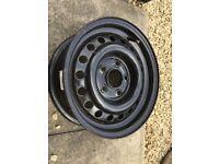 Steel Wheel 5 1/2J x 14H2