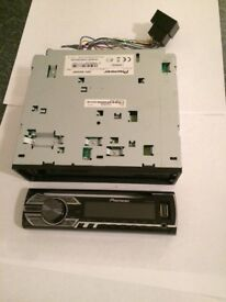 Pioneer DEH-4500BT Bluetooth car stereo
