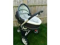 Quinny Buzz pram and pushchair system