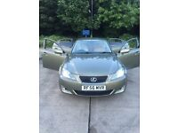 Lexus IS220D -- LOOKING FOR QUICK SALE. VERY CLEAN CAR.