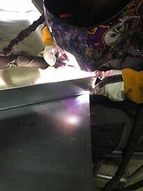 Aluminium & Stainless Steel Fabrication