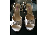 Wedding shoes size 6 from bliss