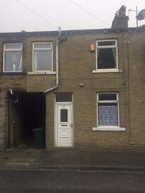 2 Bed Front Terrace, Chapel Terrace, Allerton, Bradford