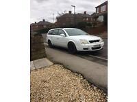 Vauxhall vectra sri v6 3.2