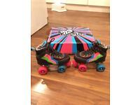 Rio Roller quad roller skates size 1