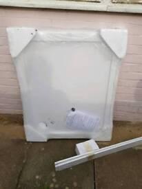 Shower tray 100x800x40mm