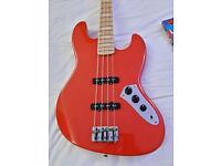 Fender Jazz bass, Japanese non-export, 75 reissue
