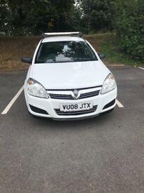 Vauxhall Astra van 1.3
