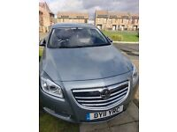 Vauxhall Insignia 2.0 SE NAV CDTI 5d AUT0 SAT NAV LEATHER P/SENSORS FSH WITH PCO LICENCE