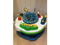Baby Leap Frog Learn and Groove Activity Station