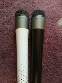2 xbox mic