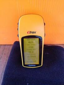 eTrex H Geocaching, gps, sailing,hiking,walking