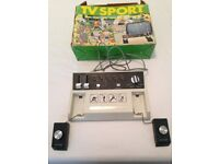 The first Ever TV Computer Game